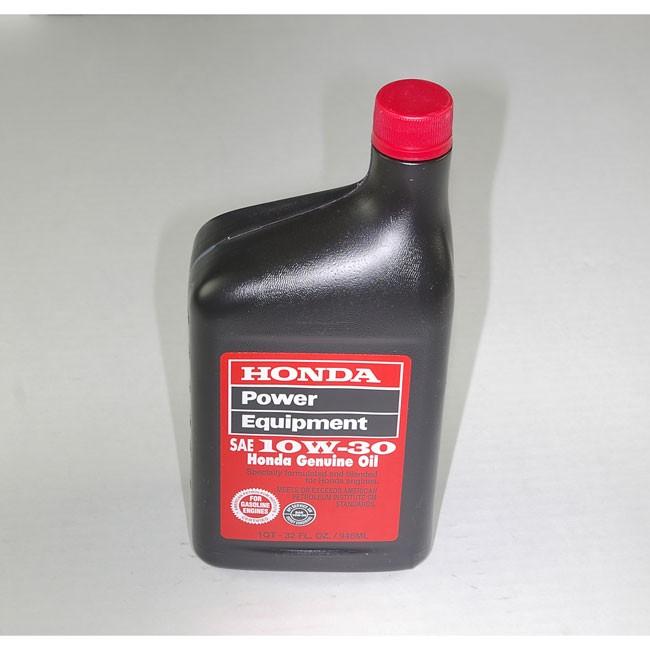 08207 10w30 Honda Engine Oil 1 Quart Sae 10w 30 Honda