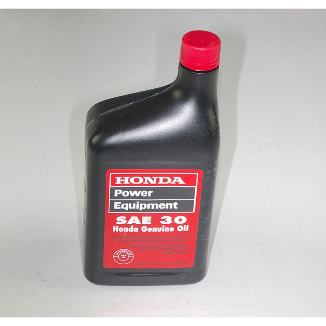 08207 30 Honda Engine Oil 1 Quart Sae 30