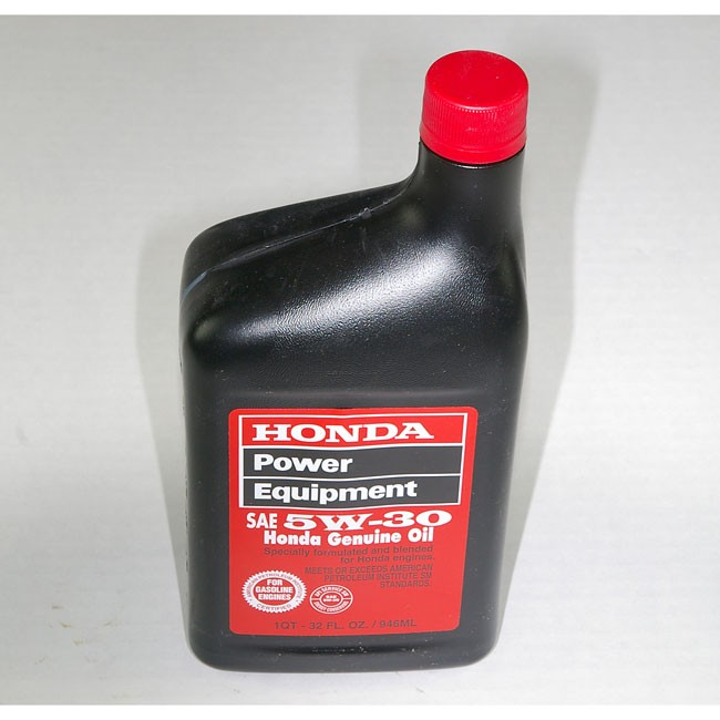 08207 5w30 Honda Engine Oil 1 Quart Sae 5w 30