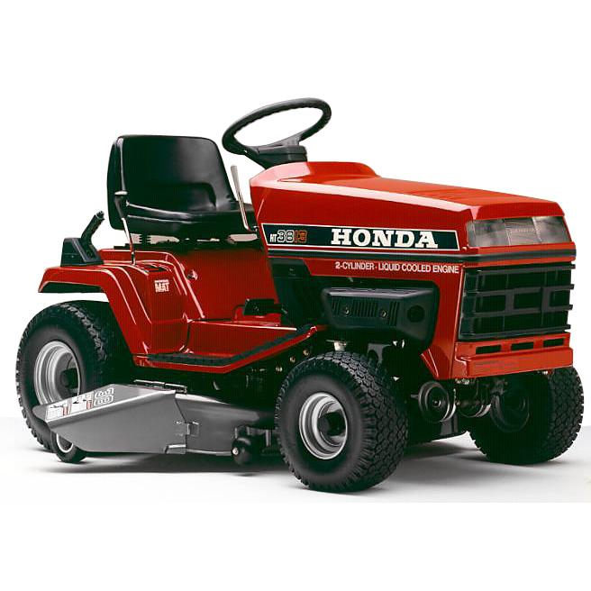 Honda Garden Tractor Parts : Honda ht h lawn tractor parts