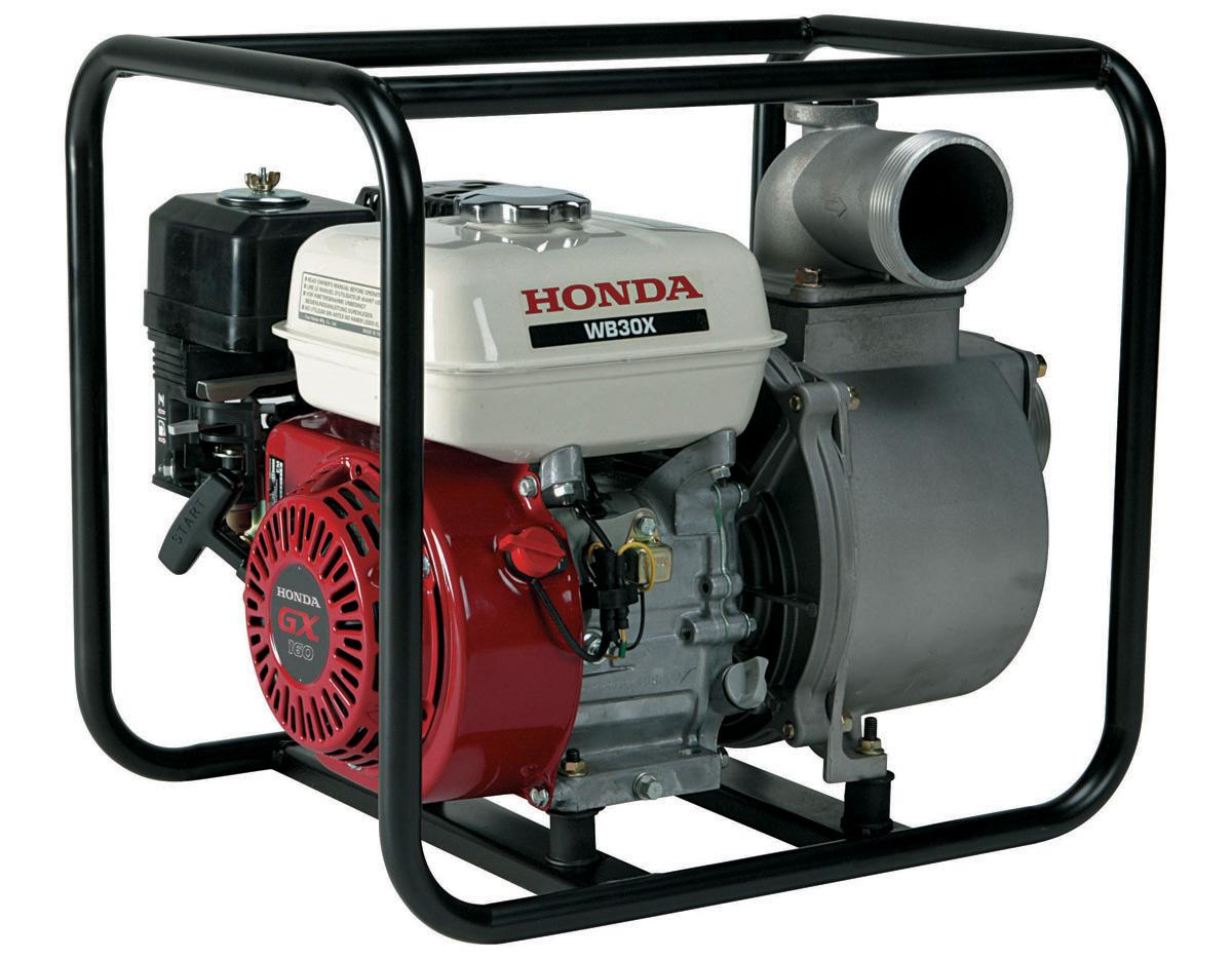 Honda Wb Wb Wb Water Pump Parts on Honda Engine Gx160 Parts Manual